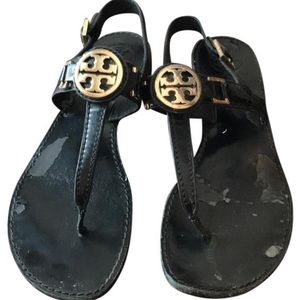 Damaged Tory Burch sandals